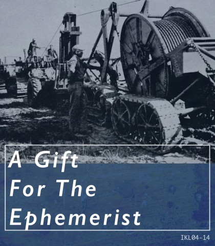 A Gift For The Ephemerist