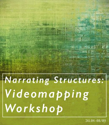 Narrating Structures: Video Mapping