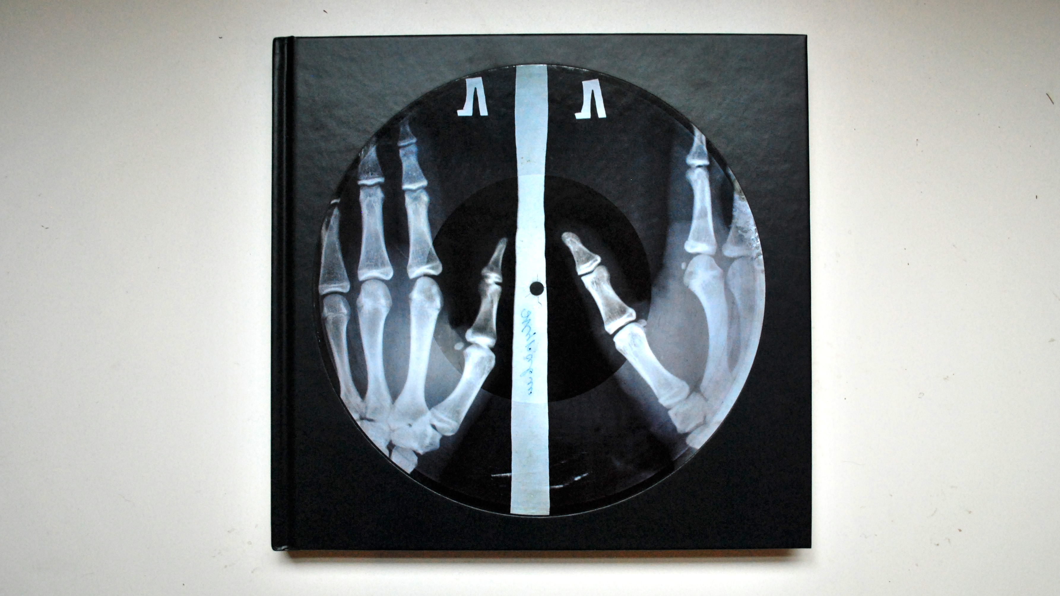 Stephen Coates - X-Ray Audio
