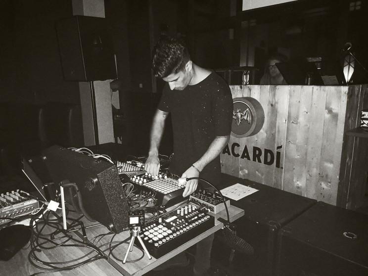 João Menezes live in Dubai - credit - Mckie Alvarez