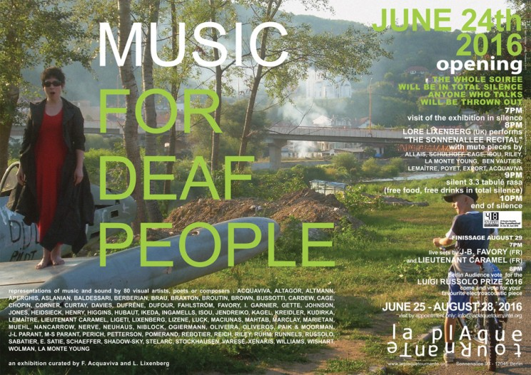 Music For Deaf People