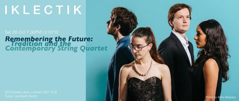 Ligeti Quartet Banner